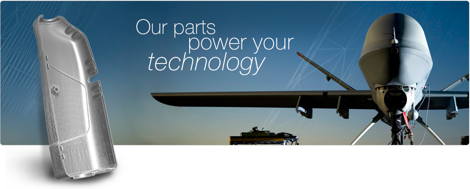 ASH™ Parts Power Your Technology